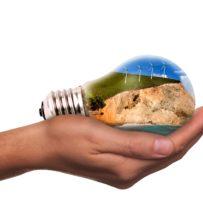 Investitionen in Energiewende