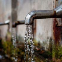 Wasser ist kostbar